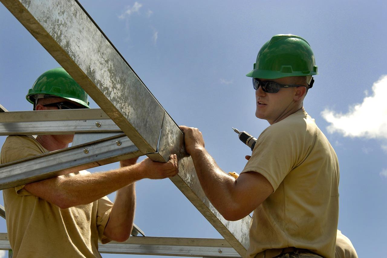 Constructeur charpente en acier  à Saint-Laurent-de-Mure